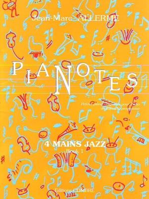 Pianotes, Jazz, vol 1 / Allerme Jean-Marc / Combre