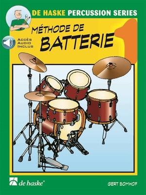 De Haske Percussion Series / Méthode de Batterie 1 Gert Bomhof / Gert Bomhof / De Haske