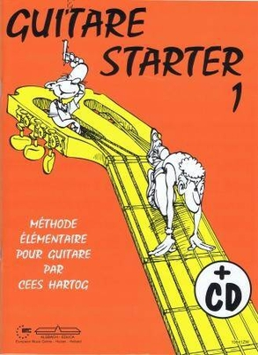 Guitare starter 1 / Hartog Cees / EMC Alsbach Educa