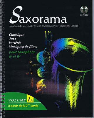 Saxorama vol. 1A /  / Hit Diffusion