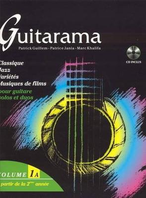 Guitarama Volume 1A + CD /  / Hit Diffusion
