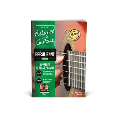 Collection Astuces / »Astuces» guitare brésilienne vol. 1 / Roux D./Ghuzel M. / Editions Coup de pouce