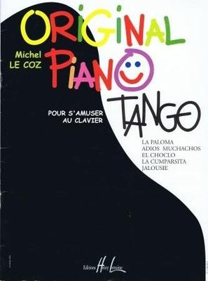 Original piano tango (pour s'amuser au clavier) /  / Henry Lemoine