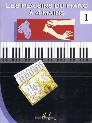 Les plaisirs du piano à 4 mains vol. 1 /  / Henry Lemoine