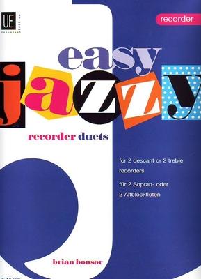 Easy Jazzy Duets Brian Bonsor / Brian Bonsor / Universal Edition