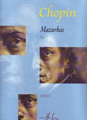 Mazurkas op. 7 / Chopin Frédéric / Henry Lemoine