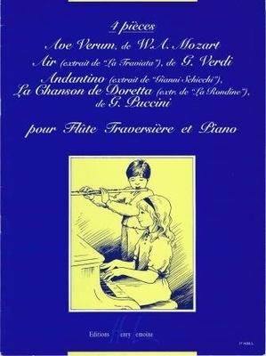 4 pièces /  / Henry Lemoine