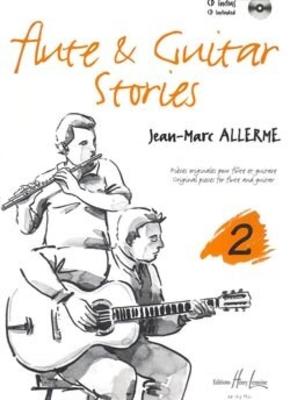 Flute & guitar stories vol. 2 / Allerme Jean-Marc / Henry Lemoine