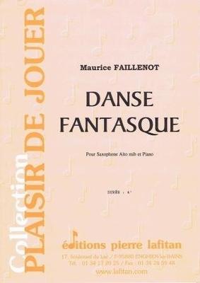 Danse fantasque / Faillenot Maurice / Lafitan Pierre