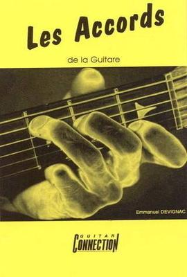 Les accords de la guitare / Devignac Emmanuel / Connection