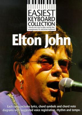 Easiest Keyboard Collection / Easiest Keyboard Collection: Elton John / John, Elton (Artist) / Wise Publications