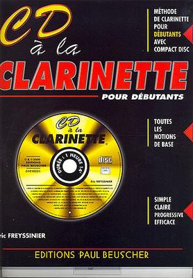 CD à la clarinette / Freyssinier Eric / Paul Beuscher