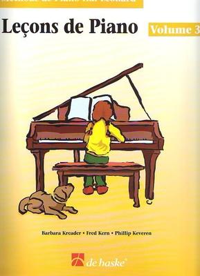 Leçons de Piano vol. 3 Méthode Hal Leonard /  / De Haske