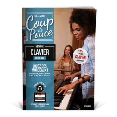 Coup de pouce / »Coup de Pouce» clavier / spécial arrangeur avec fichiers audio inclus – Nouvelle édition /  / Editions Coup de pouce