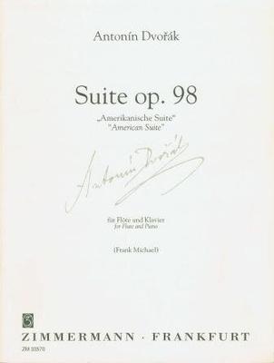 Suite op. 98, »Suite américaine» / Dvorak Antonin / Zimmermann