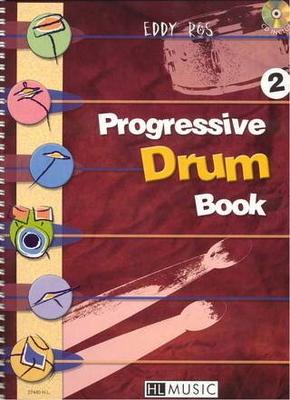 Progressive drum book vol. 2 / Ros Eddy / Henry Lemoine