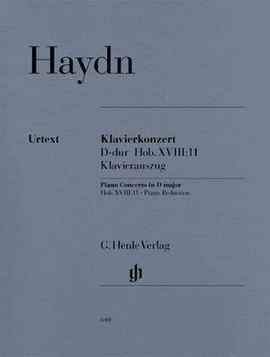 Concerto en ré majeur Hob. XVII:11 / Haydn Joseph / Henle