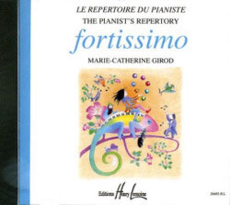 Fortissimo le répertoire du pianiste CD /  / Henry Lemoine