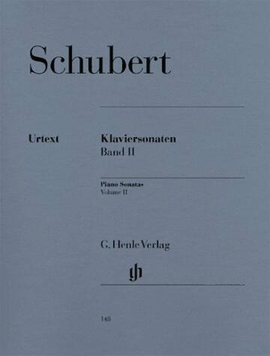 Klaviersonaten Band II / Schubert Franz / Henle