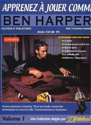 Apprenez à jouer comme Ben Harper / Hammje Thomas / Rebillard
