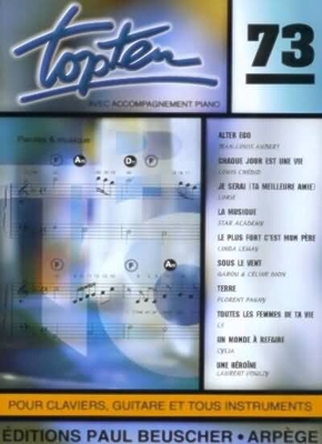 TOP / TOP Ten no 73 /  / Paul Beuscher