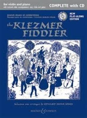 The Klezmer fiddler, musique juive de célébration /  / Boosey & Hawkes