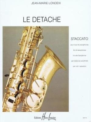 Le détaché / Londeix Jean Marie / Henry Lemoine