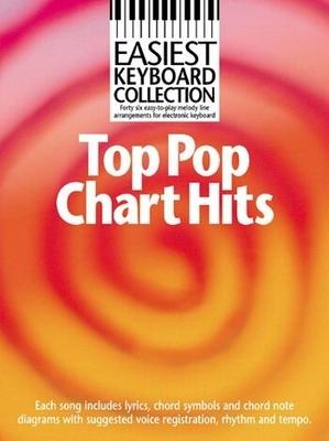 Easiest Keyboard Collection / Easiest Keyboard Collection: Top Pop Chart Hits / Day, Roger (Arranger); Jones, Derek (Arranger) / Wise Publications