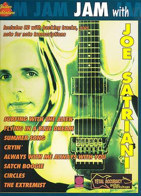 Jam With Joe Satriani / Satriani, Joe (Artist); Humphries, Jamie (Arranger) / Cherry Lane Music Company