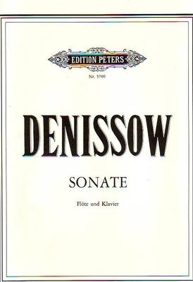 Sonate (1960) / Denisov Edison / Peters