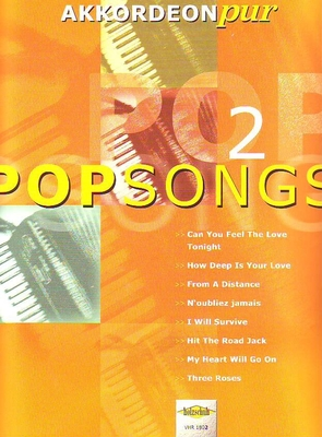 Pop songs 2 /  / Holzschuh