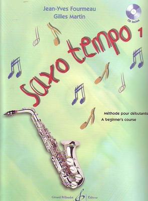 Saxo tempo, vol. 1 / Fourmeau J.Y./Martin G. / Billaudot