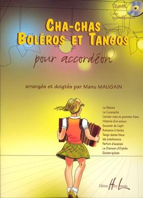 Cha-Chas boléros et tangos / Maugain Manu / Henry Lemoine