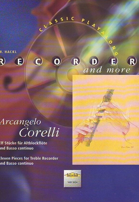 11 pièces / Corelli Arcangelo / Holzschuh