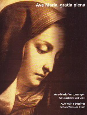 Ave Maria, gratia plena /  / Bärenreiter