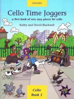String Time / Cello Time Joggers Blackwell / Blackwell / Oxford University
