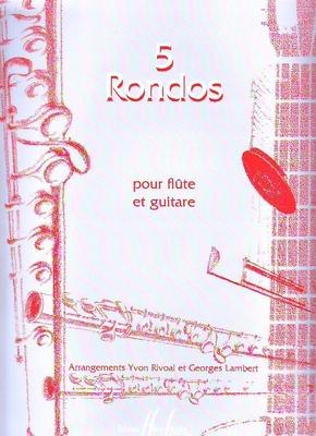 5 rondos /  / Henry Lemoine
