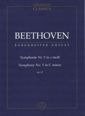 Symphonie no 5 en do m op. 67 / Beethoven Ludwig van / Bärenreiter