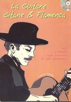 La guitare gitane & flamenca vol. 3 Claude Worms / Claude Worms / PDG Music Publishing