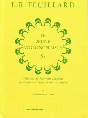 Le jeune violoncelliste vol. 3B /  / Delrieu