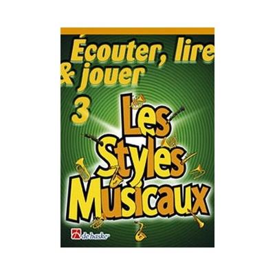 Les styles musicaux / Oldenkamp M./Castelain J. / De Haske