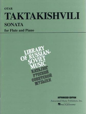 Sonate / Taktakishvili Otar / Sikorski