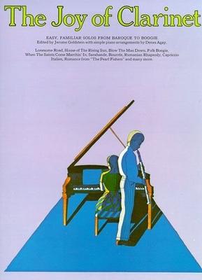 Les joies de / The joy of clarinet /  / Yorktown