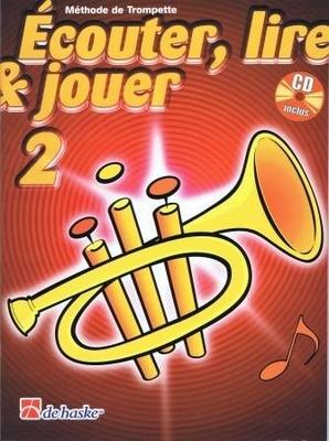 Ecouter lire & jouer 2 Trompette / Jean Castelain / Tijmen Botma / De Haske