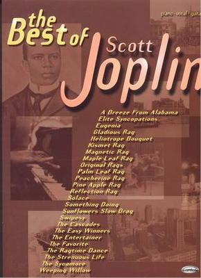 The best of Scott Joplin / Joplin Scott / Carisch