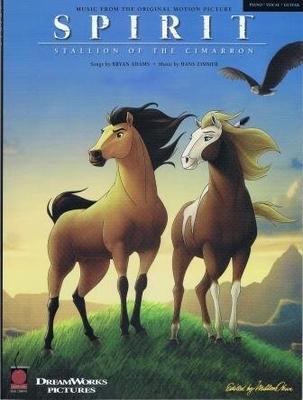 Spirit (Stallion of the Cimarron) / Adams B./ Zimmer H. / Cherry Lane