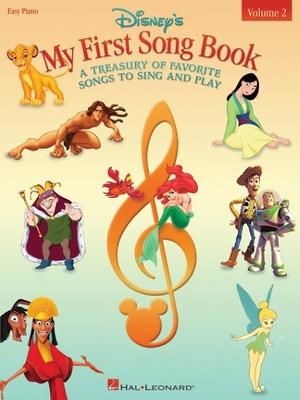 Walt Disney / Disney's My First Songbook Volume 2 /  / Hal Leonard