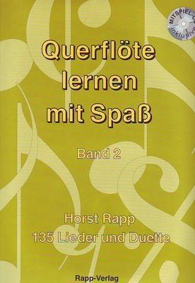 Querflöte lernen mit Spa, vol. 2 / Rapp Horst / Rapp-Verlag