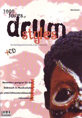 1000 faces of drum styles / Brand Dirk / Ama Verlag