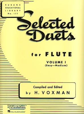 Selected duets, vol. 1 (facile-moyen) /  / Rubank